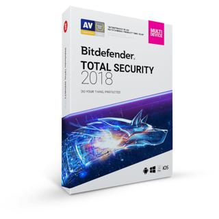 BitDefender Internet Security 2018 1 user/ 3 year (single key)
