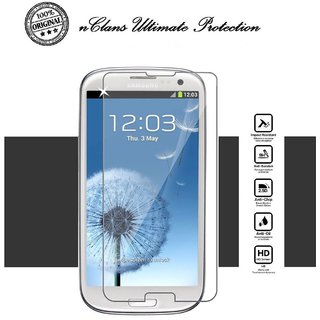 nClans - Samsung S3 premium Tempered glass