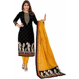 6dc0934854ce Buy Miraan Unstitched Cotton Dress Material   Churidar Suit for Women Online  - Get 70% Off