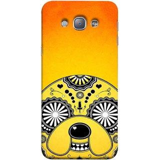 FUSON Designer Back Case Cover for Samsung Galaxy A8 (2015) :: Samsung Galaxy A8 Duos (2015) :: Samsung Galaxy A8 A800F A800Y (Top Dog Breeds For Stress Relief Dog Lover Gifts)