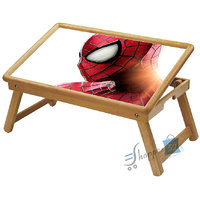 Spiderman Multipurpose Foldable Wooden Study Table For Kids WDTB2