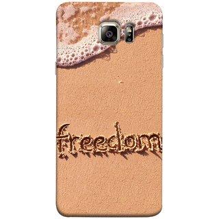 FUSON Designer Back Case Cover for Samsung Galaxy Note 5 :: Samsung Galaxy Note 5 N920G :: Samsung Galaxy Note5 N920T N920A N920I  (Writing In Sand Fuzzy Water Handwritten Best Designn)
