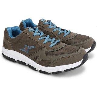 Sparx Men's 100 Percent original SM-205 Camel Turquoise Sport Shoes