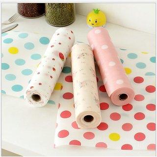 Multipurpose Cushion Sheet For Tables,Refrigerator,Almirah etc. - Antibacterial. Antifungal 60CM x 200CM