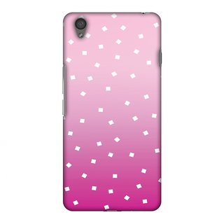 OnePlus X Designer Case Pink Bits for OnePlus X
