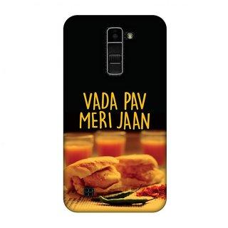 LG K10,LG K10 K420DS Designer Case Vada Pav Meri Jaan! for LG K10,LG K10 K420DS