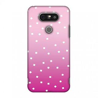 LG G5 Designer Case Pink Bits for LG G5