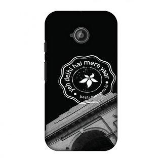 Amzer Hard Plastic Back Cover For Motorola Moto Z Play