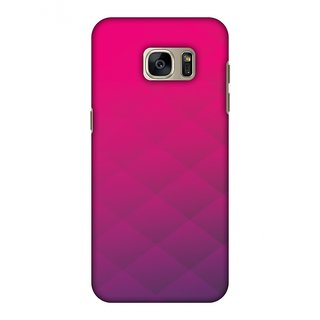 Samsung GALAXY S7 Edge SM-G935F Designer Case Intersections 1 for Samsung GALAXY S7 Edge SM-G935F