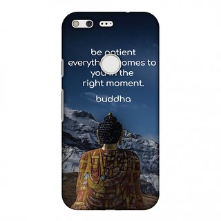 Google Pixel XL Designer Case Buddha Quotes 6 for Google Pixel XL