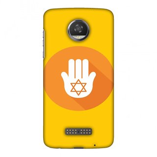 Motorola Moto Z2 Play Designer Case Hanukkah 3 for Motorola Moto Z2 Play