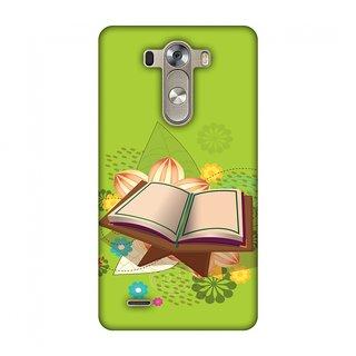 LG G3 D855 Designer Case Bhagwadgeeta for LG G3 D855