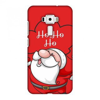 Asus Zenfone 3 ZE520KL Christmas Designer Case Cute Santa for Asus Zenfone 3 ZE520KL