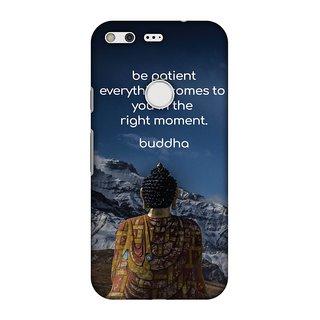 Google Pixel Designer Case Buddha Quotes 6 for Google Pixel