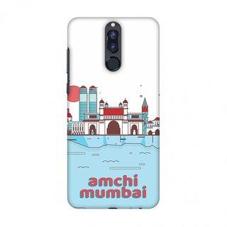 Huawei Honor 9i Designer Case Aamchi Mumbai for Huawei Honor 9i