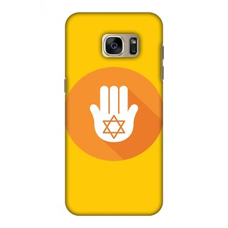 Samsung GALAXY S7 Edge SM-G935F Designer Case Hanukkah 3 for Samsung GALAXY S7 Edge SM-G935F