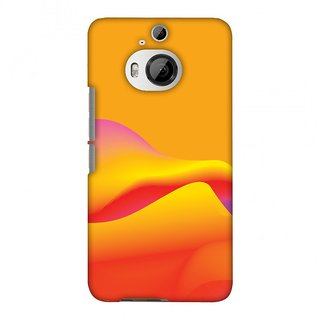 HTC One M9 PLUS Designer Case Pink Gradient for HTC One M9 PLUS