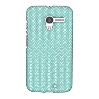 Motorola Moto X XT1055 Designer Case Checkered In Pastel for Motorola Moto X XT1055