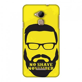 Coolpad Note 3 Designer Case No Shave November for Coolpad Note 3