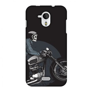 Micromax Canvas HD A116 Designer Case Love for Motorcycles 2 for Micromax Canvas HD A116
