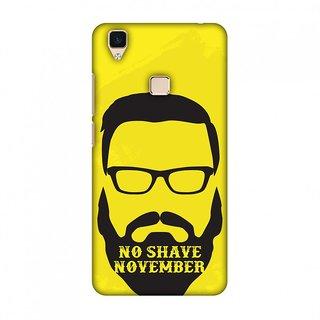 Vivo V3 Designer Case No Shave November for Vivo V3