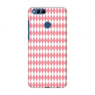 Huawei Honor 7X Designer Case Fishtail Pattern for Huawei Honor 7X