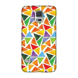 Samsung GALAXY S5 SM-G900 Designer Case Bold Shapes for Samsung GALAXY S5 SM-G900