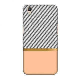 Oppo A37 Designer Case Stripe Away for Oppo A37