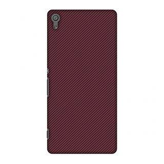 Sony Xperia XA Ultra Designer Case Tawny Port Texture for Sony Xperia XA Ultra