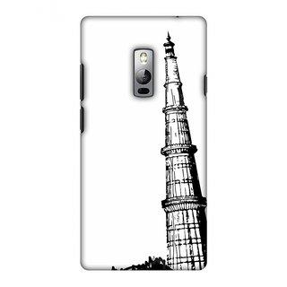 OnePlus 2 Designer Case Qutub Minar for OnePlus 2