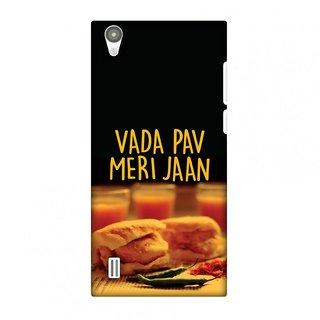 Vivo Y15,Vivo Y15S Designer Case Vada Pav Meri Jaan! for Vivo Y15,Vivo Y15S