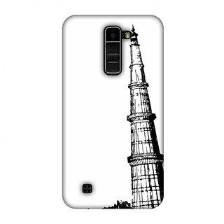 LG K10,LG K10 K420DS Designer Case Qutub Minar for LG K10,LG K10 K420DS