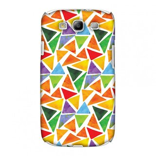 Samsung GALAXY S III GT-I9300 Designer Case Bold Shapes for Samsung GALAXY S III GT-I9300