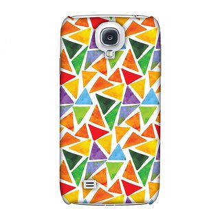 Samsung GALAXY S4 GT-I9500 Designer Case Bold Shapes for Samsung GALAXY S4 GT-I9500