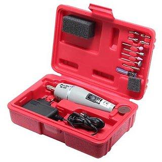 Super Drill Set W/Adaptor 230V AC 50Hz