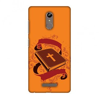 Gionee S6s Designer Case Bible Wisdom 2 for Gionee S6s