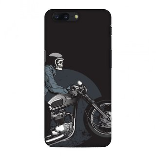 OnePlus 5 Designer Case Love for Motorcycles 2 for OnePlus 5