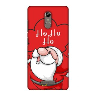 Gionee S6s Christmas Designer Case Cute Santa for Gionee S6s