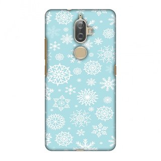 Lenovo K8 Plus Designer Case Winter Feels for Lenovo K8 Plus