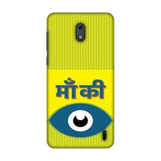 Nokia 2 Designer Case Maa Ki Aankh for Nokia 2