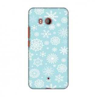 HTC U11 Designer Case Winter Feels for HTC U11