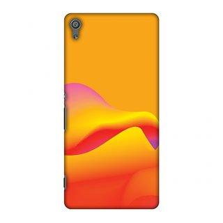Sony Xperia XA Ultra Designer Case Pink Gradient for Sony Xperia XA Ultra