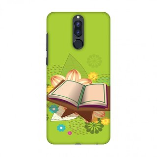 Huawei Honor 9i Designer Case Bhagwadgeeta for Huawei Honor 9i