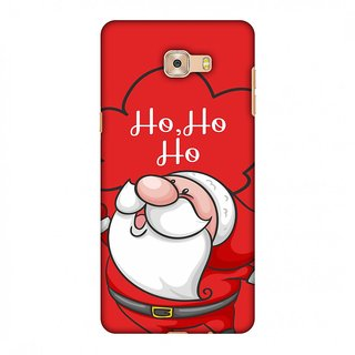 Samsung Galaxy C7 Pro Christmas Designer Case Cute Santa for Samsung Galaxy C7 Pro
