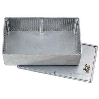 Proskit 203-125C Die Cast Aluminium Enclosures (O.D.:193.5&215;112.4&215;56.2mm)