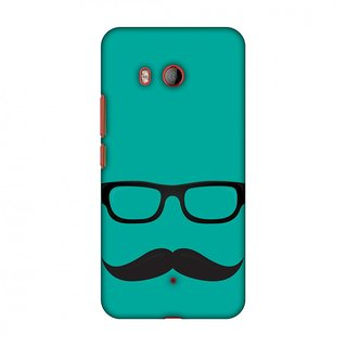HTC U11 Designer Case Mouch Nahi To Kuch Nahi for HTC U11