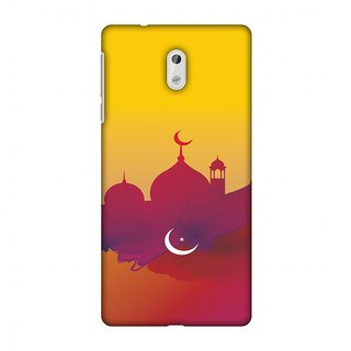 Nokia 3 Designer Case Places Of Worship 1 for Nokia 3