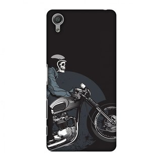 Sony Xperia X Designer Case Love for Motorcycles 2 for Sony Xperia X