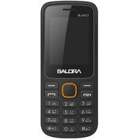 Salora KC12 Bullet-2 S Black  Orange (Made In India)