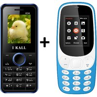 IKall K3310 Combo With K24 Basic Feature Mobile Phone